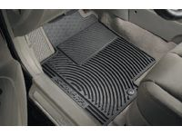 Hyundai All Weather Floormats,Rear Set - U8130-3K200