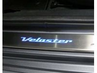 Hyundai Illuminated Door Scuff Plates