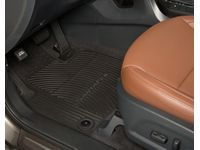 Hyundai All Weather Floormats - B8013-ADU10