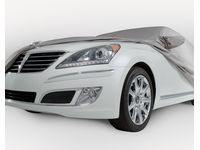 Hyundai Equus Car Cover,Includes Cable,Lock and Storage - 3N026-ADU00