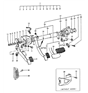Diagram for Hyundai Brake Light Switch - 93810-21100
