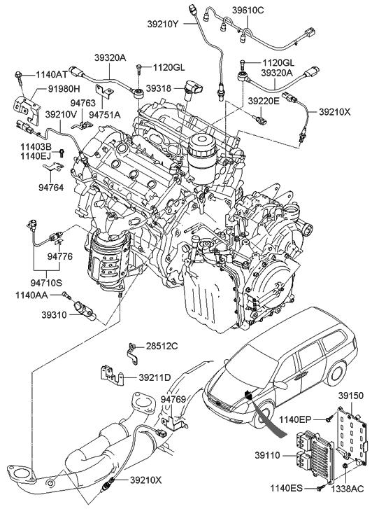 [TVPR_3874]  Perfect Hyundai: 2007 Hyundai Entourage Fan Control Module | 2007 Hyundai Entourage Engine Diagram |  | Perfect Hyundai - blogger