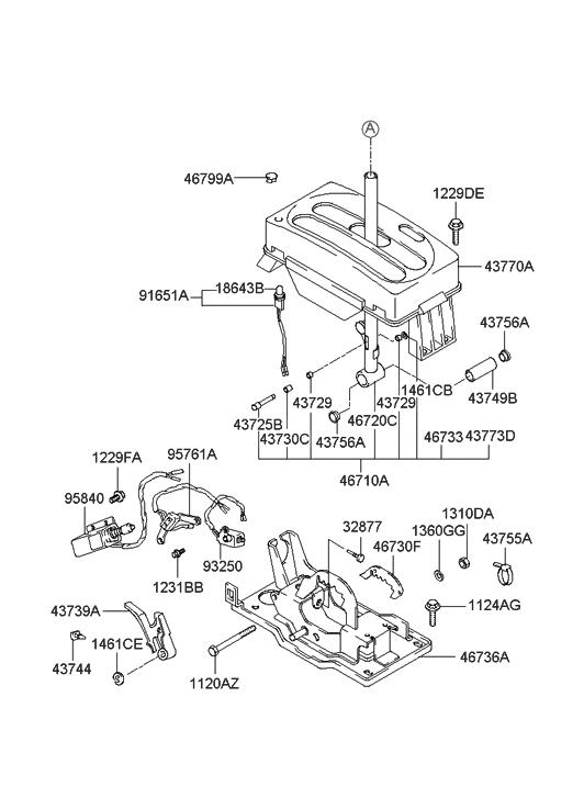 95840-25000 - Genuine Hyundai Parts