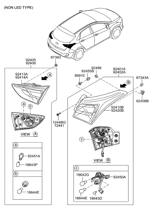 2014 Hyundai Elantra Gt Engine Diagram • Wiring Diagram
