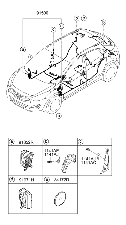 2013 Hyundai Elantra Radio Wiring Diagram Wiring Diagram Photos For