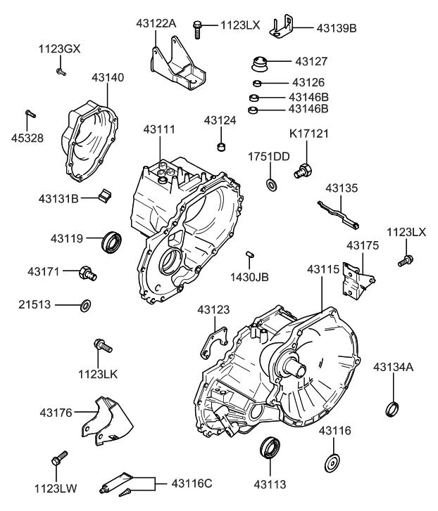 Bestseller: 2004 Hyundai Elantra Manual Transmission Fluid