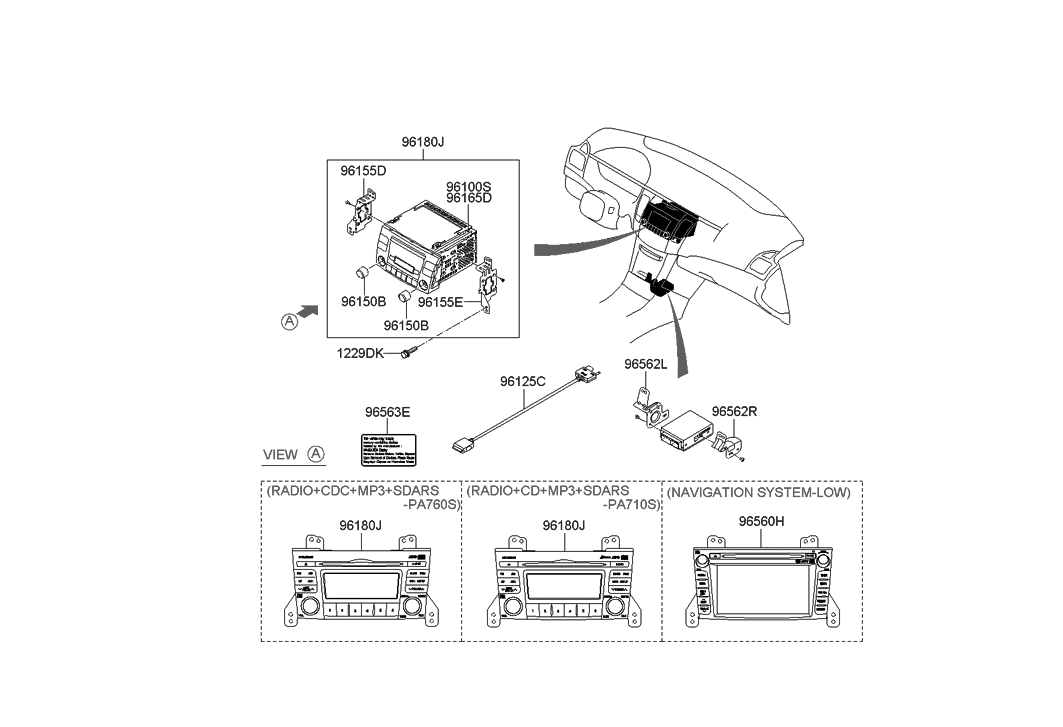 Hyundai Navigation Wiring Diagram