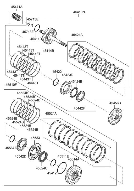 2014 Hyundai Elantra Coupe Parts Diagram