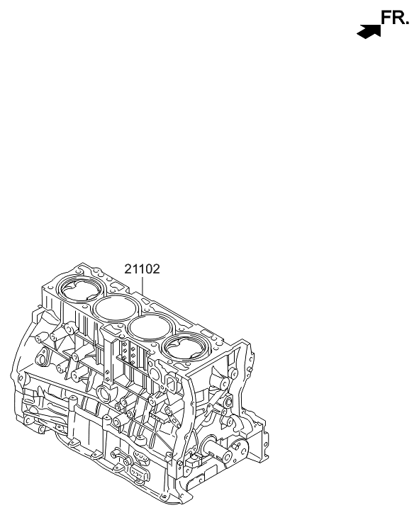 2015 Hyundai Sonata Engine Diagram