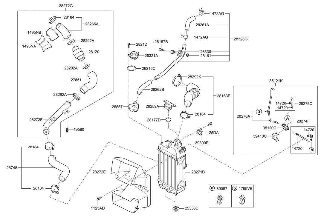 HYUNDAI Genuine 39300-84400 Sensor-Boost Pressure