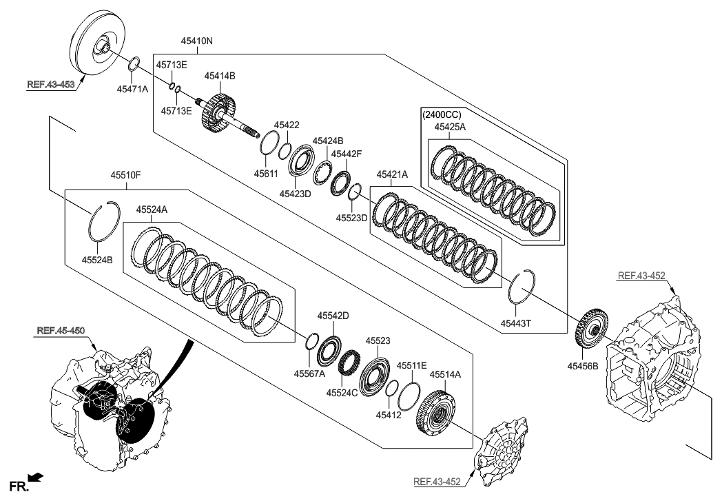 diagram of piston with a dohc
