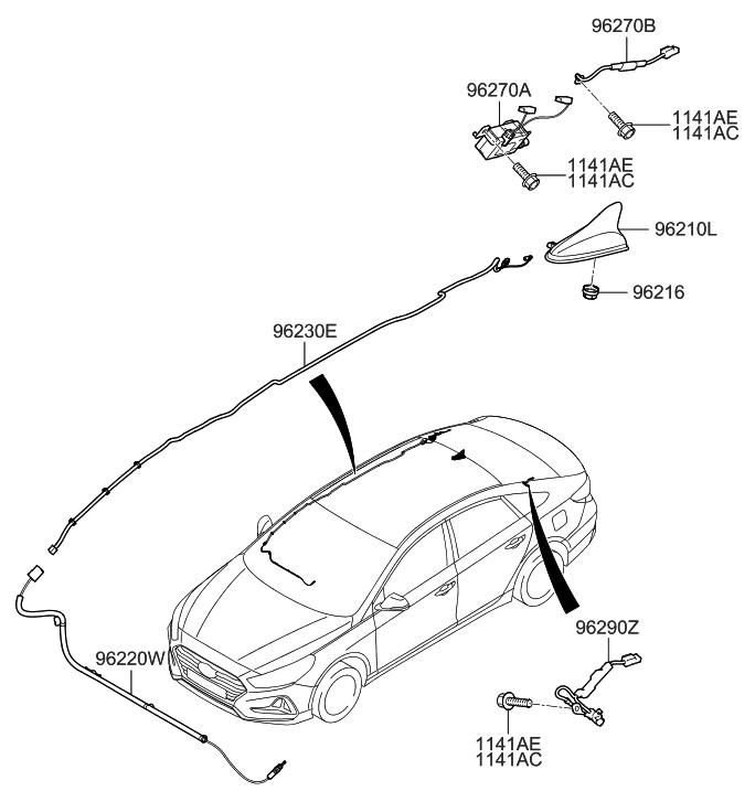 200 Hyundai Sonata Antenna Wiring Diagram 1999 Jeep Cherokee Wiring Diagram Audi A3 Los Dodol Jeanjaures37 Fr
