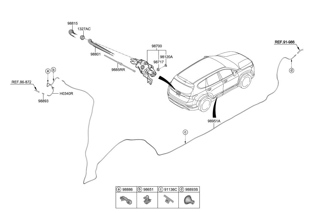 Hyundai Wiper Motor Wiring