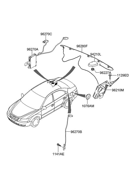 2005 Hyundai Sonata Power Antenna Wiring Schematic. 96270 3k000 genuine  hyundai parts. hyundai sonata antenna assembly radio extjr. 2005 hyundai  elantra under hood diagram wiring forums. 9623322500 hyundai rod assembly  rod antennaA.2002-acura-tl-radio.info. All Rights Reserved.