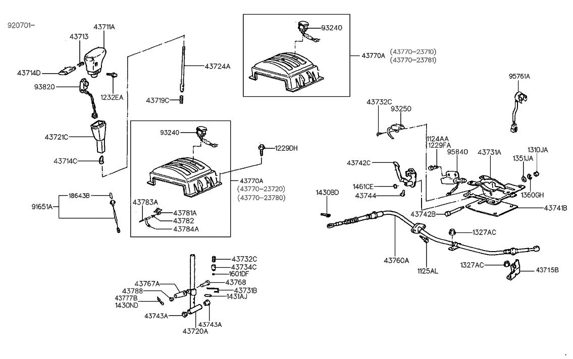 WRG-2891] Hyundai Scoupe Wiring Diagram