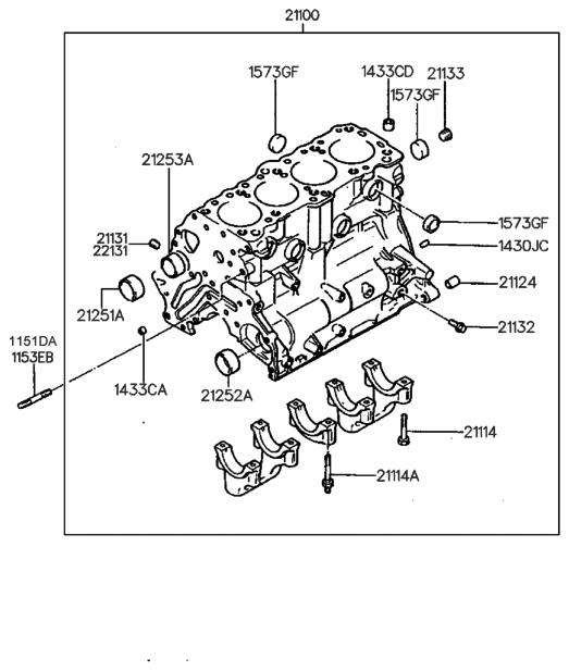 I4 Engine Diagram