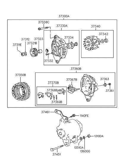 Bestseller  1998 Hyundai Sonata Engine Diagram