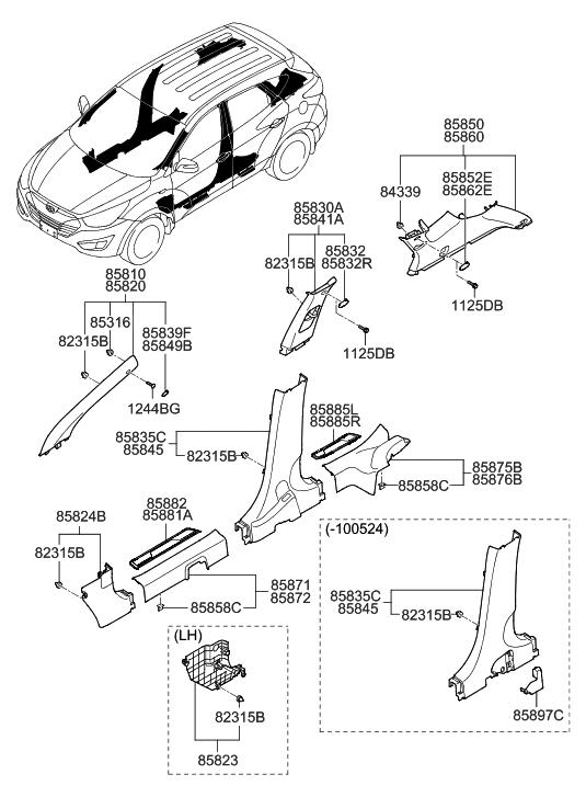 Diagram  Engine Diagram For Hyundai Tucson Full Version