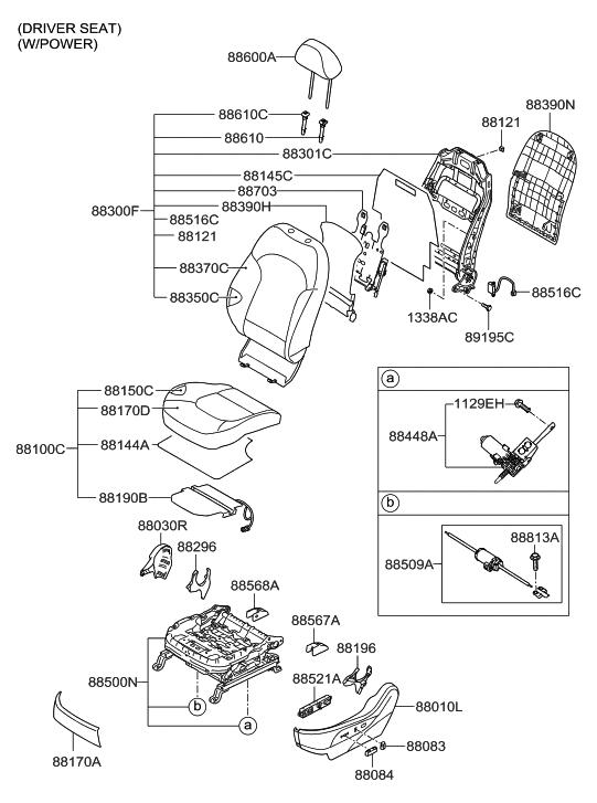 2012 Hyundai Tucson Engine Diagram
