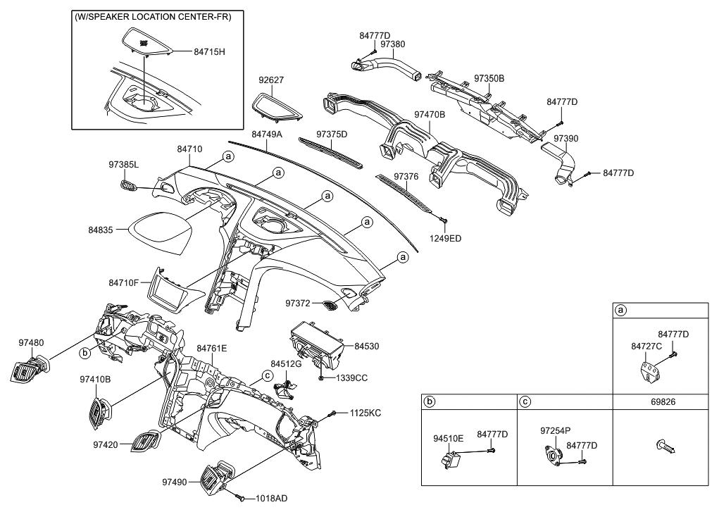 2012 hyundai genesis engine diagram