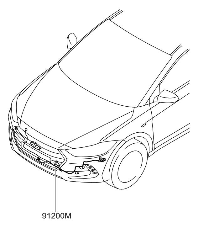 2018 ELANTRA WIRING    DIAGRAM     Auto Electrical Wiring    Diagram