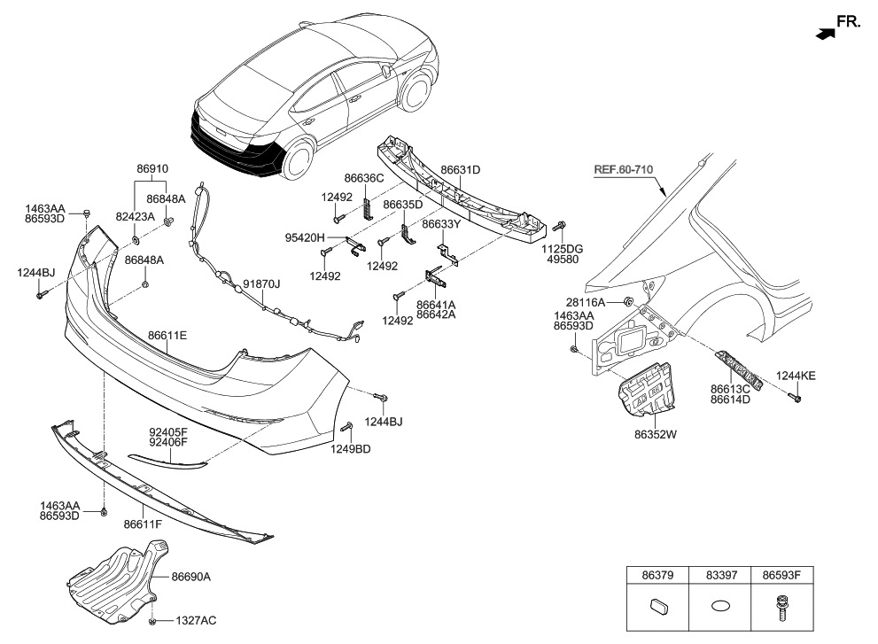 2005 Hyundai Elantra Rear Bumper Diagram Best Wiring Diagrams Dry Asset Dry Asset Ekoegur Es