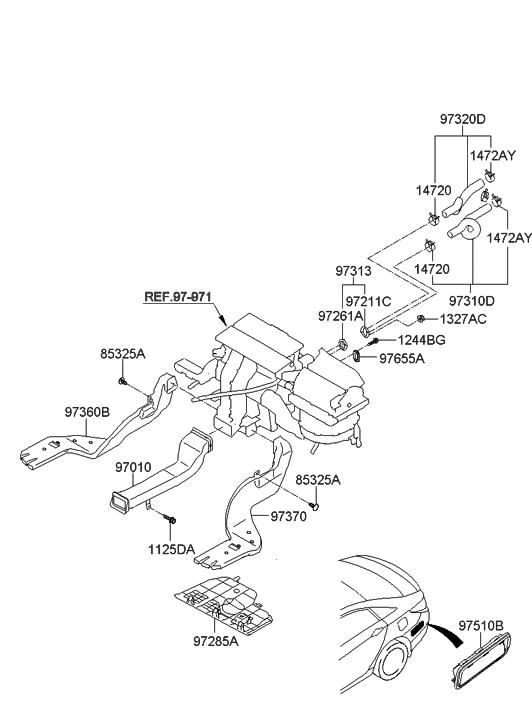 2012 hyundai sonata heater system