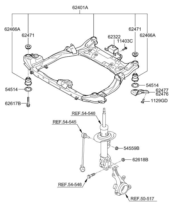 Hyundai Sonata Body Parts List