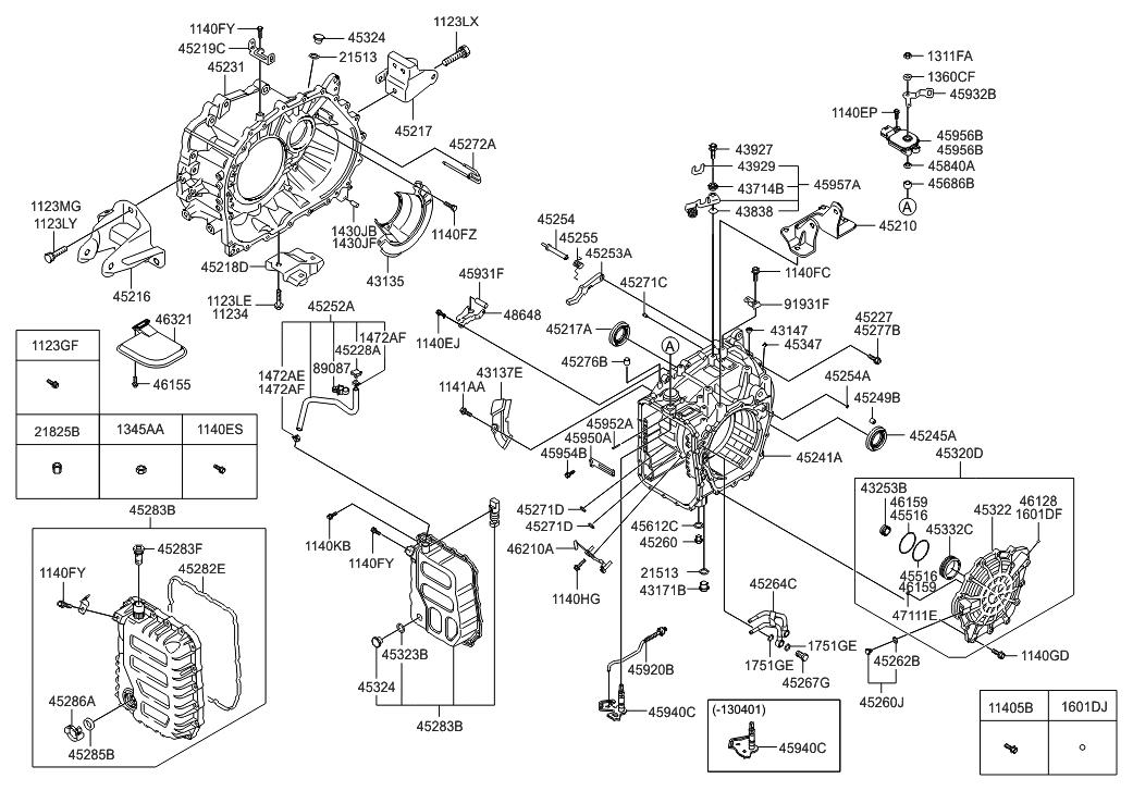 [Diagram Of How A 1994 Hyundai Sonata Transmission Is