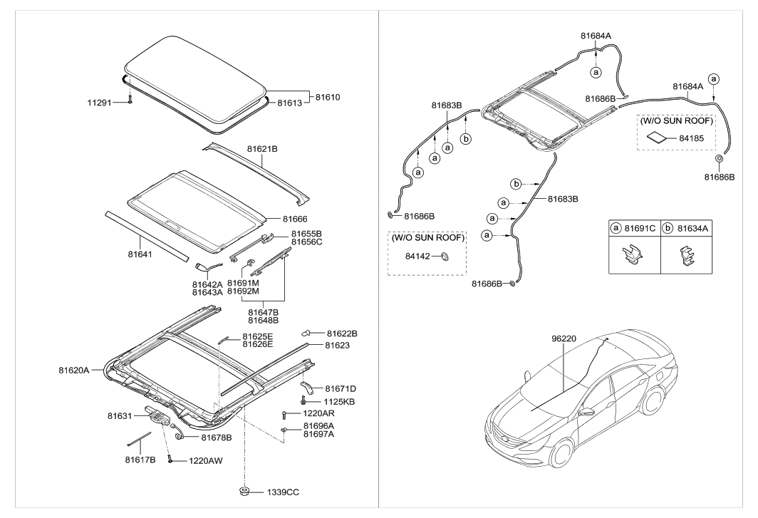 2009 ford escape engine diagram 81620 3q000 genuine hyundai frame assembly sunroof  81620 3q000 genuine hyundai frame assembly sunroof