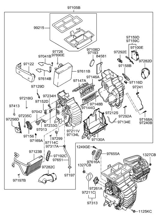 97156 2e200 genuine hyundai lever mode main rh hyundaipartsdeal com 2007 Hyundai Tucson Radio Wiring Diagram All Hyundai Tucson Parts