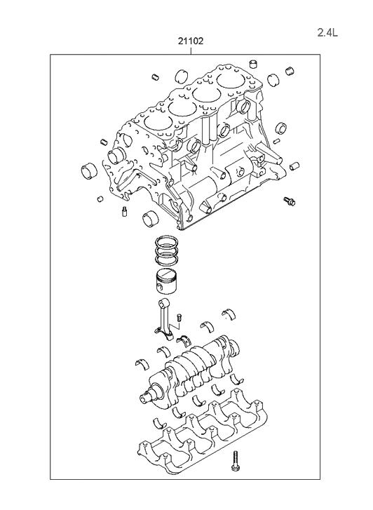 Wiring Diagram PDF: 2002 Sonata Engine Diagram