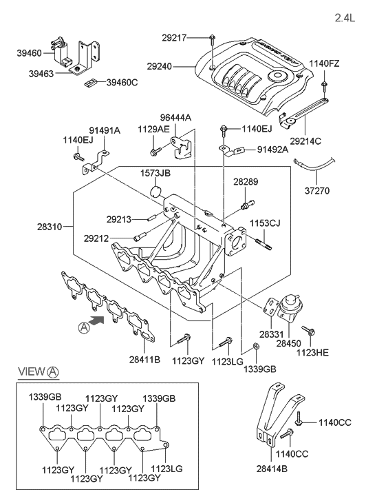 Wiring Diagram PDF: 2002 Sonata Engine Diagram