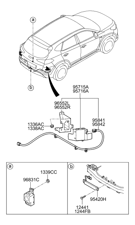 Fog Lights Wiring Diagram 2006 Tucson. Power Steering Pump