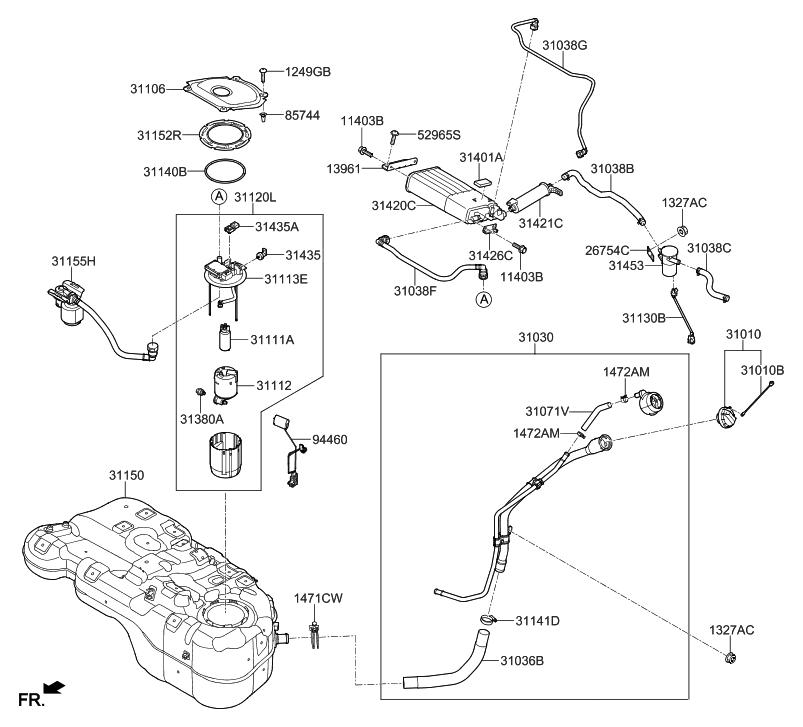 2009 hyundai evap diagrams hyundai tucson fuel system diagram wiring diagrams site  hyundai tucson fuel system diagram
