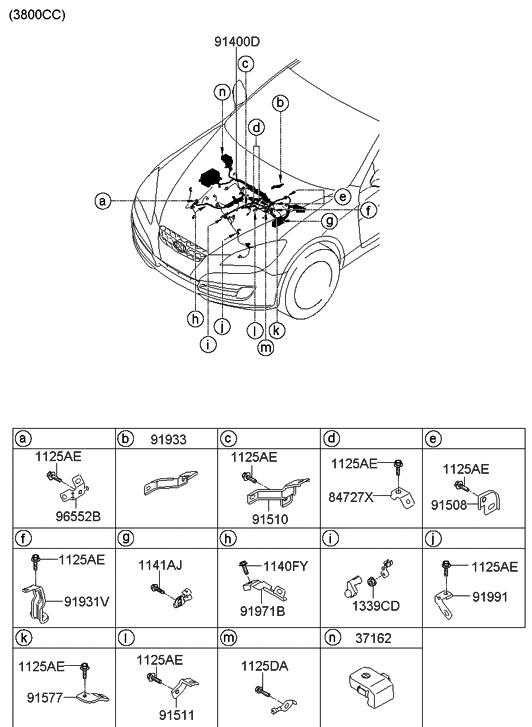 2009 hyundai genesis coupe control wiring hyundai parts deal Alfa Romeo Wiring Diagrams 2009 hyundai genesis coupe control wiring thumbnail 2