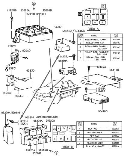 DIAGRAM] Wiring Diagram 1994 Hyundai Excel FULL Version HD Quality Hyundai  Excel - DIAGRAMPASSABLE.HISTOWEB.FRhistoweb.fr
