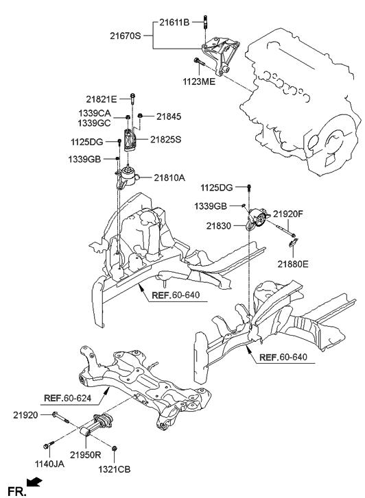 2012 hyundai accent engine diagram 1999 hyundai accent engine diagram #8