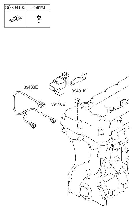 Valve Solenoid Hyundai Accent On Hyundai Sonata 2007 Wiring Diagram