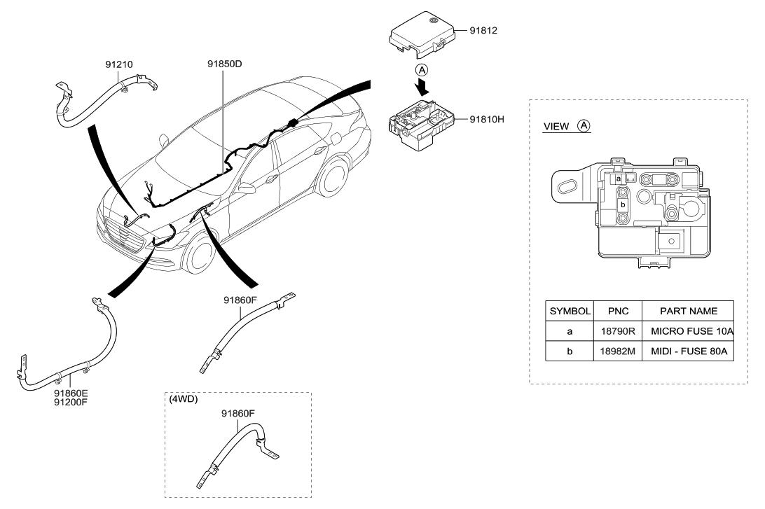 hyundai genesis wiring diagram wiring library toyota rav4 wiring diagrams 2015 hyundai genesis miscellaneous wiring thumbnail 1