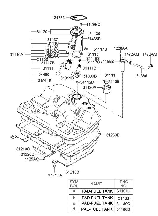 2001 hyundai xg300 parts diagrams  u2022 wiring diagram for free