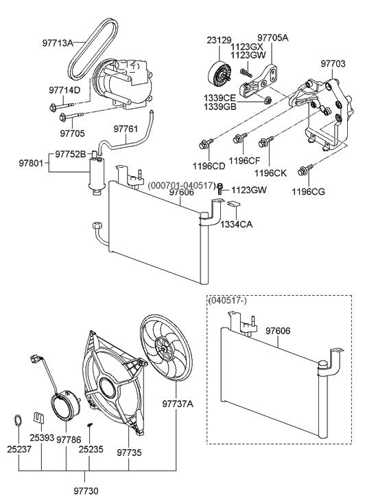 2007 hyundai accent service repair shop manual set 07 2 volume set plus electrical wiring diagram