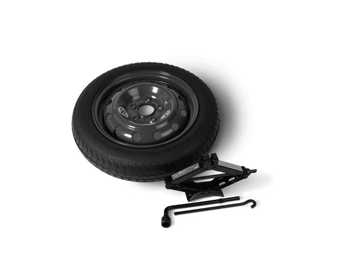 2012 Hyundai Sonata Hybrid Spare Tire Kit