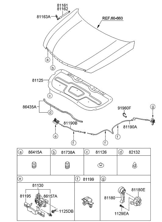 2013 Hyundai Sonata Hybrid Belt Diagram