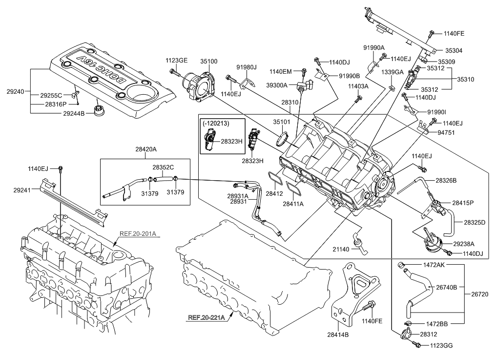 2011 Hyundai Santa Fe Parts Diagram • Wiring Diagram For Free