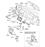 Related Parts for Hyundai Tucson Cigarette Lighter - 95120-2E100