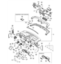 Related Parts for Hyundai Entourage Air Bag - 84530-4D500