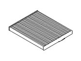 Hyundai Air Filter - 97133-2H000