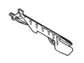 Hyundai Azera Air Deflector - 29134-3V000