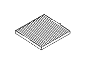 Hyundai Cabin Air Filter - 97133-2E200